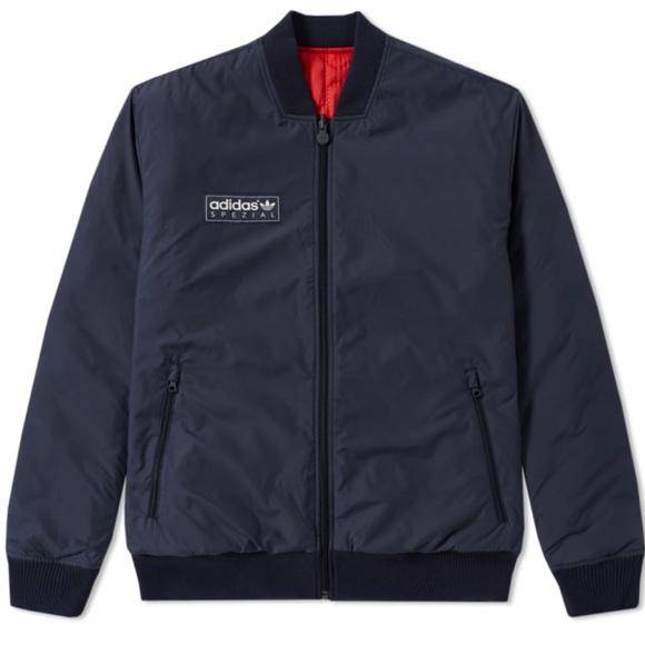 adidas spezial jacket